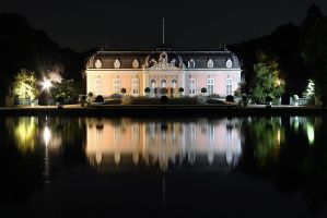 Schloss Benrath by oetzy