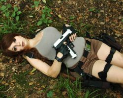 Lara Croft by zwusel
