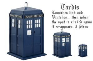 Tardis Launcher - Version 1.0.3 by Eclectic-Tech