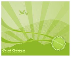Just Green by Ultrass1986