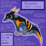:Rumbbit Adopt:2:CLOSED: by NightmareAdoptables