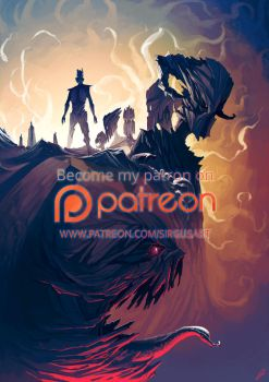 Patreon Project - The Titan Project by Zeich