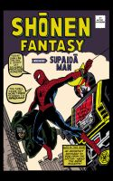The Amazing Supaida Man by SuperMacabro