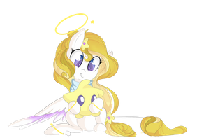 Art Trade: Ametist Star by xSidera