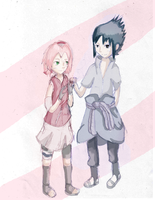 SasuSaku by Xiqi