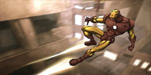 Iron Man II by francis001