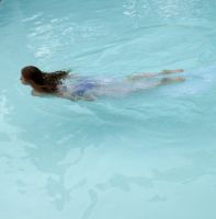 Swimming forward by Sinned-angel-stock