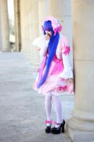 PswG: Lolita Stocking cosplay by Lycorisa