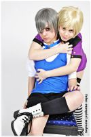 CIEL AND ALOIS 1 by EzeMendez