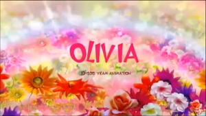 1001 Animations: Olivia by finalmaster24