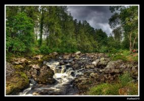 Rapids HDR by Leeby