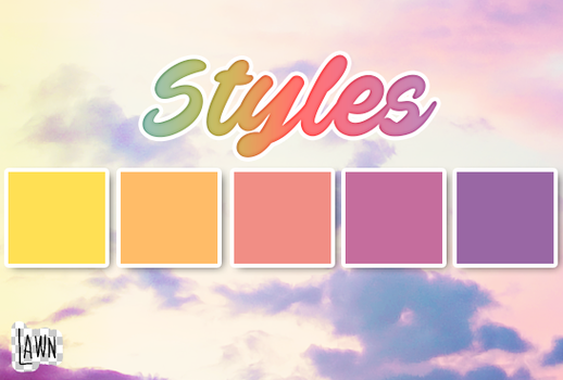 Styles! by SrtaLawn