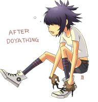 Do Ya Thing Noodle by A-KAchen