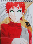 Gaara by GR-the-queen