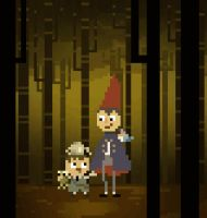 over the garden wall by mayakern