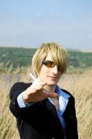 Sanji +Mr. Prince+ 1 by SanjiroCosplay