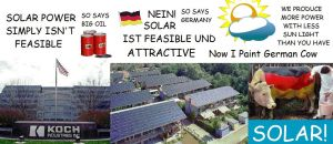 Solar Power is Feasible and Attractive by Valendale