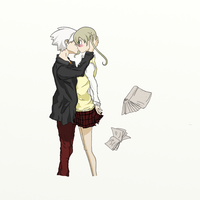 The kiss which we all missed in the anime by SanslSouci
