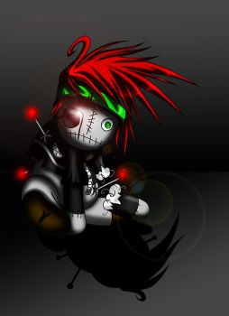 Voodoo doll Lavi... by 3merald-Princ3ss