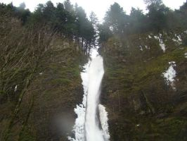 Top View of Falls Stock by Stoked-Stock