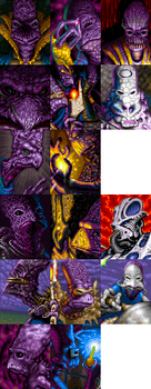 War Wind, Tha'Roon Profile Icons by haimerejloh