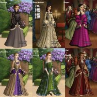 Tudor: Courtly Occasions by HC-IIIX