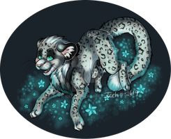 Aywas: Star Leopard Lunaris-- by Iceh