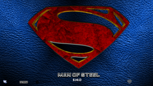 Man of Steel fanmade teaser poster by chronoxiong