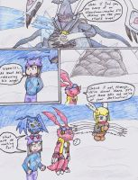 Digimon Team: Mission 2 pg 60 by MiniDragonfly