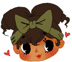 Target Tootie HeadShot by Ask-MusicPrincess3rd