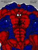 And Beefy Bulky Spidey... by haggith