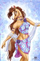 Equine Dancer by DolphyDolphiana