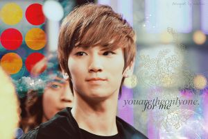 Key Wallpaper by oppasaranghae