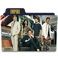 Empire Season 1 Icon Folder by florianques