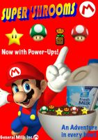 Mario Cereal Advert Final by sammy-7