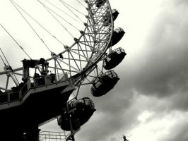 london eye by cottoncandycookie