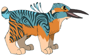 .: Kingfisher Cat Offer to Adopt :. |C L O S E D| by RooksRookery