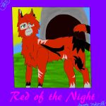 Red of the Night by Alph4w0lf455