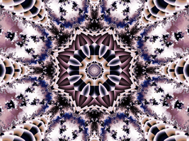 Mandala Design 8 by DennisBoots