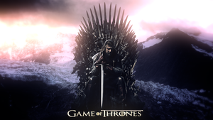 Game of Thrones Lord Stark by GenerationK1LL