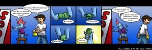 A_X Comic 19: An Old Trick by Arbok-X