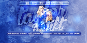 | Taylor Header. by SparksOfLights