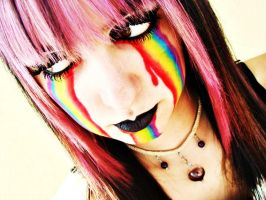 Edit Bleeding Rainbow by MemoirsofanOtaku