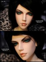 Face-up: Ios M. by asainemuri