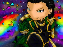 Request Loki by FallenCryingDevil