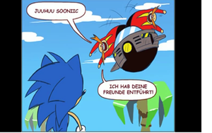 Boxer Hockey Sonic Special by MilkaHedgehog