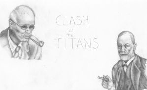 Clash of the Titans by the-jabber-wocky
