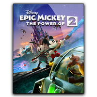 Epic Mickey - Power Of Two V2 by dander2