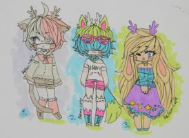 Antler Adopts //CLOSED// by Ball00n-Cafe