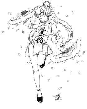 Character Design11 by Teruchan